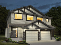 Forest Ridge in Westpark new development in Fort Saskatchewan