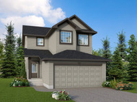 Meadowview new development in Leduc County
