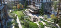 The Oaks new development in Coquitlam