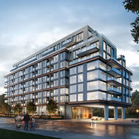 250 Lawrence at Avenue Road new development in City Centre / Midtown Toronto