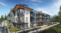 Duet Cityhomes new development in Vancouver Region