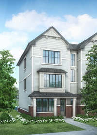 Edenn Town Collection new development in Clarington