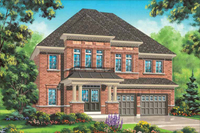 Impressions of Kleinburg new development in West Woodbridge