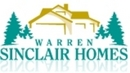Warren Sinclair Homes new home builder