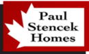 Paul Stencek Homes new home builder