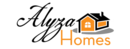Alyza Homes builder logo