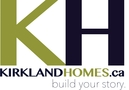 Kirkland Homes Ltd new home builder