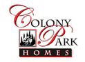 Colony Park Homes new home builder