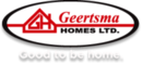 Geertsma Homes Ltd new home builder