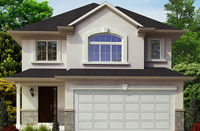 The Sparrow C model home in