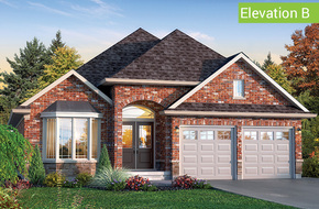 Cambridge Elevation B model home in