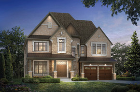 Fort Willow  model home in