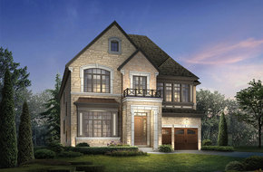 Glencairn I  model home in