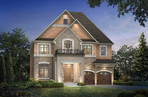 Springwater I  model home in