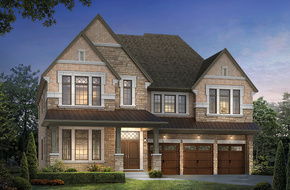 Willow Beach  model home in