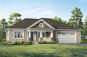 Birch  model home in