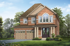 Diamond B model home in