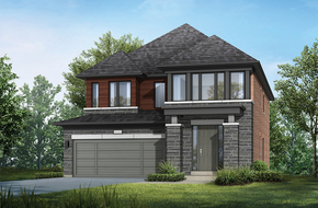 Diamond C model home in