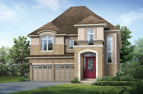 Sapphire A model home in