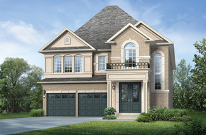 Sapphire B model home in