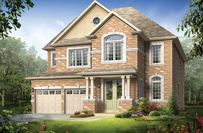 Lustre B model home in
