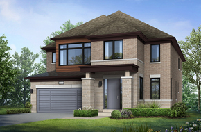 Lustre C model home in