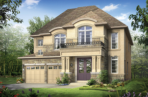 Radiant A model home in