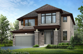 Radiant C model home in