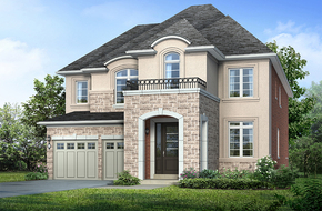 Timeless A model home in