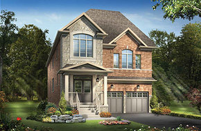 The Edward A model home in