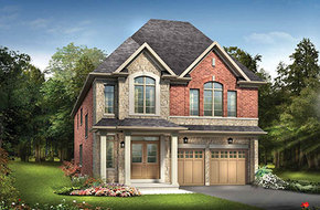 The Henry A model home in