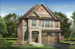 The Henry B model home in