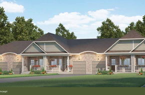 The Simcoe model home in