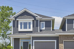 Two Storey- Lot 69L – 64 Viger Drive model home in