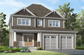 Willow  model home in