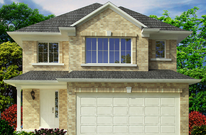The Sparrow Lot 155 model home in