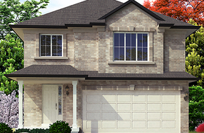 The Cardinal Lot 156 model home in