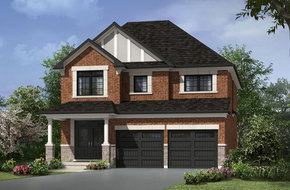 Crystalview model home in