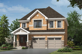 Maplehurst model home in