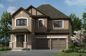 Northwood model home in