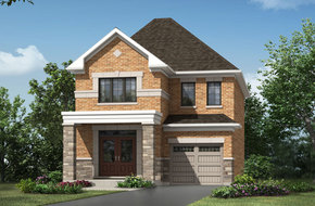 Kinross model home in