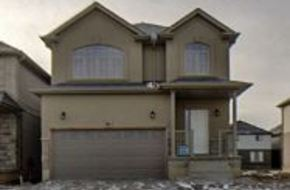 Kingfisher Lot 92 model home in