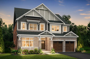 Callaghan model home in