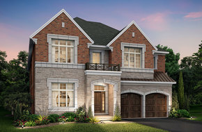 Vinemount model home in