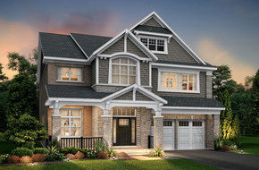 Fleetwood model home in