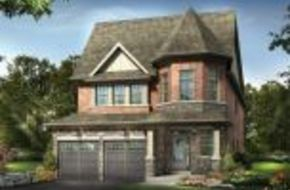 The George model home in