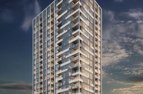 Luminescence 20th-21th Floor model home in