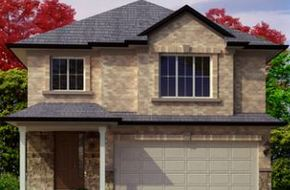 The Cardinal Lot 101 model home in