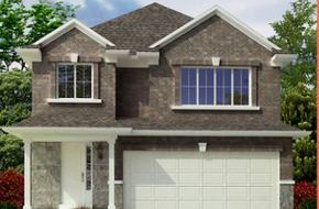 The Kingfisher Lot 138 model home in