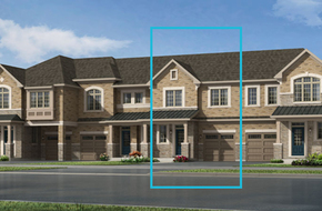 Forestbrook model home in